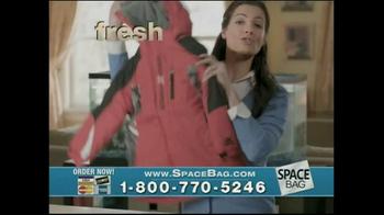 Space Bag Storage Packs TV Spot, 'Not Enough Space' - Thumbnail 5