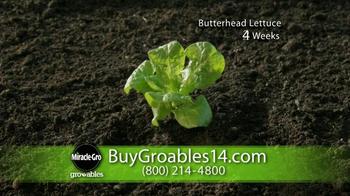 Miracle-Gro Groables TV Spot  - Thumbnail 4