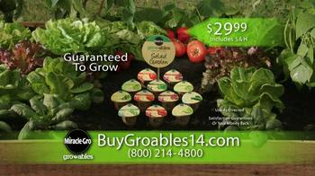 Miracle-Gro Groables TV Spot  - Thumbnail 5