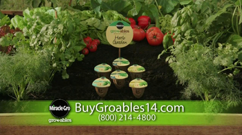 Miracle-Gro Groables TV Spot  - Thumbnail 6