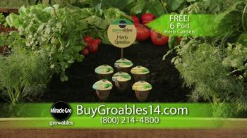 Miracle-Gro Groables TV Spot  - Thumbnail 7