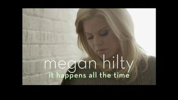 Megan Hilty It Happens All the Time TV Spot