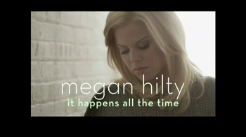 Megan Hilty It Happens All the Time thumbnail