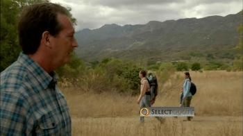 Select Quote TV Spot, 'Family Hike' - Thumbnail 3