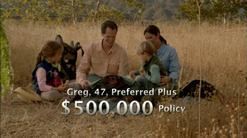 Select Quote TV Spot, 'Family Hike' - Thumbnail 5