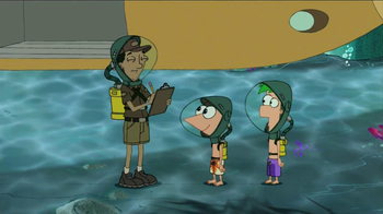 Subway TV Spot, 'Not too Young: Phineas and Ferb' - Thumbnail 2