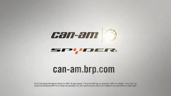 Can-Am Spyder TV Spot  - Thumbnail 8