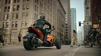 Can-Am Spyder TV Spot  - Thumbnail 3