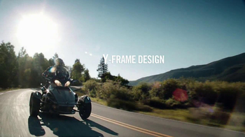 Can-Am Spyder TV Spot  - Thumbnail 5