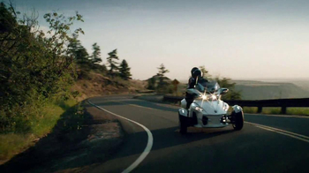 Can-Am Spyder TV Spot  - Thumbnail 6