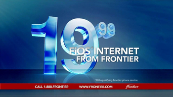 Frontier FiOS TV Spot, 'Fed Up' - Thumbnail 4