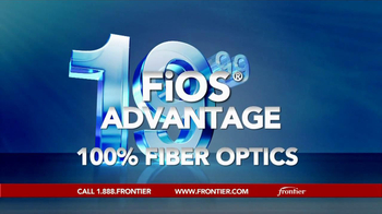 Frontier FiOS TV Spot, 'Fed Up' - Thumbnail 6