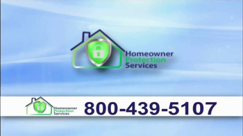 Homeowner Protection Services TV Spot, 'Save Your Home' - Thumbnail 1