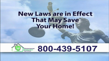 Homeowner Protection Services TV Spot, 'Save Your Home' - Thumbnail 7