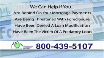 Homeowner Protection Services TV Spot, 'Save Your Home' - Thumbnail 3