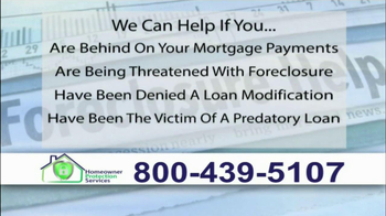 Homeowner Protection Services TV Spot, 'Save Your Home' - Thumbnail 4