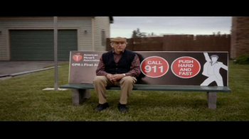 American Heart Association TV Spot Featuring Jennifer Coolidge - Thumbnail 7