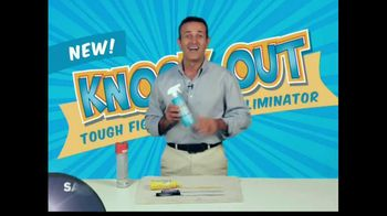 Knock Out Stain Remover TV Spot - 5 commercial airings