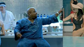 TY KU Sake Black TV Spot, 'Sharing' Featuring Cee-Lo Green - Thumbnail 2