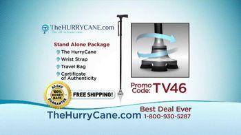The HurryCane TV Spot