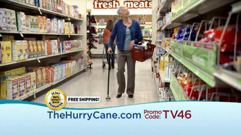 The HurryCane TV Spot  - Thumbnail 3