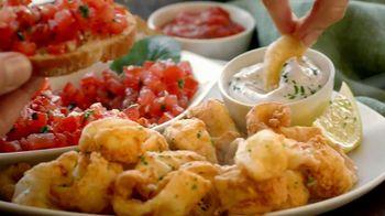 Olive Garden 3-Course Italian Dinner for Two TV Spot  - 1653 commercial airings