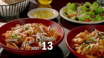 Carrabba's Grill Pasta Seconds TV Spot, 'Every Italian's First Love' - Thumbnail 9