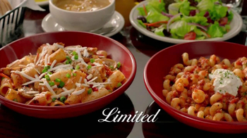 Carrabba's Grill Pasta Seconds TV Spot, 'Every Italian's First Love' - Thumbnail 5