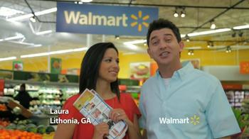 Walmart Low Price Guarantee TV Spot, 'Laura'  - Thumbnail 1
