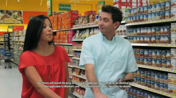 Walmart Low Price Guarantee TV Spot, 'Laura'  - Thumbnail 4