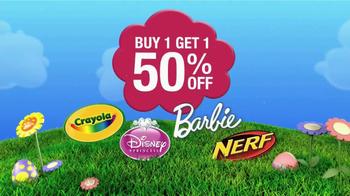 Toys R Us Update TV Spot, 'Everything Easter' - Thumbnail 7