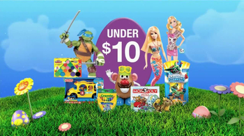 Toys R Us Update TV Spot, 'Everything Easter' - Thumbnail 4