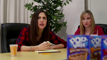 Pop-Tarts TV Spot, 'Comedy Central: Crazy Good Focus Group'