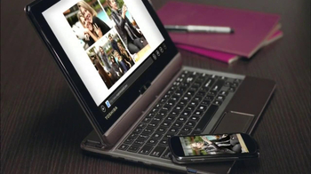 Toshiba Ultrabook Convertible Laptop TV Spot, 'More Windows 8'