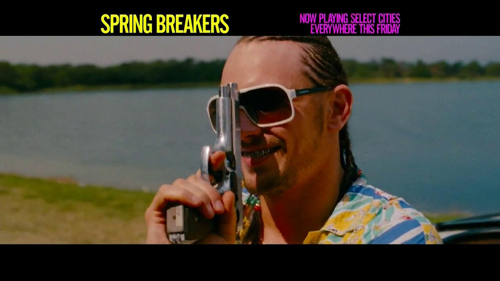 Spring Breakers TV Movie Trailer