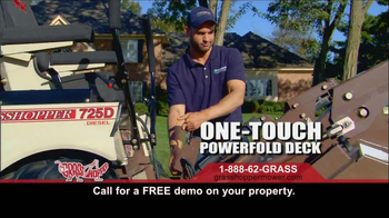 Grasshopper Mowers TV Spot, 'Pride'