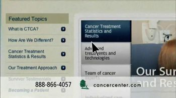 Cancer Treatment Centers of America TV Spot, 'Rosie'
