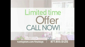 Nutrisystem Fresh Start Sales Event TV Spot Featuring Jillian Barberie - Thumbnail 10