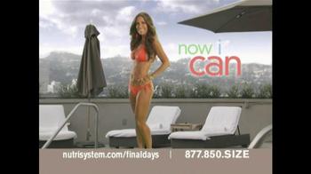 Nutrisystem Fresh Start Sales Event TV Spot Featuring Jillian Barberie - Thumbnail 4