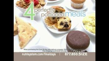 Nutrisystem Fresh Start Sales Event TV Spot Featuring Jillian Barberie - Thumbnail 5