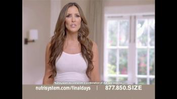 Nutrisystem Fresh Start Sales Event TV Spot Featuring Jillian Barberie - Thumbnail 9
