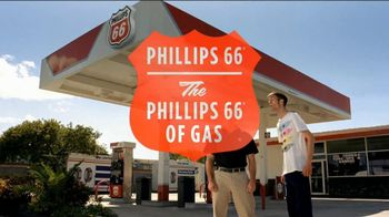 Phillips 66 TV Spot