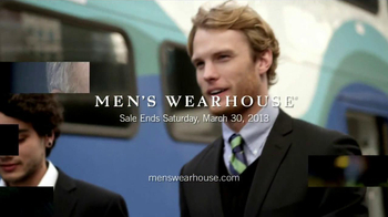 Men's Wearhouse TV Spot, 'Suits: Buy One, Get One Free' - Thumbnail 8