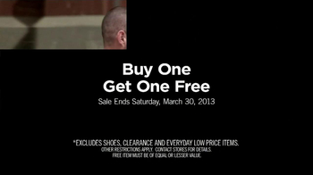 Men's Wearhouse TV Spot, 'Suits: Buy One, Get One Free' - Thumbnail 3