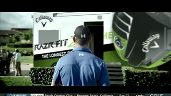 Dick's Sporting Goods TV Spot, 'Callaway' Featuring Gary Woodland - Thumbnail 1