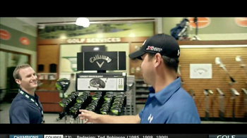 Dick's Sporting Goods TV Spot, 'Callaway' Featuring Gary Woodland - Thumbnail 4