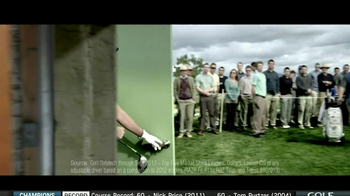 Dick's Sporting Goods TV Spot, 'Callaway' Featuring Gary Woodland - Thumbnail 6