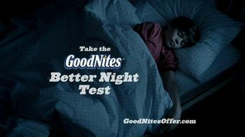 GoodNites Disposable Bed Mats TV Spot, 'Aquarium' - Thumbnail 6
