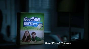GoodNites Disposable Bed Mats TV Spot, 'Aquarium' - Thumbnail 7