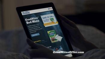 GoodNites Disposable Bed Mats TV Spot, 'Aquarium' - Thumbnail 8
